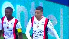 尼斯15-16赛季3佳球 本阿尔法连过5人 爆射