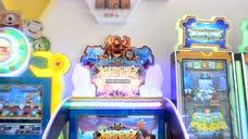 儿童娱乐场标配大型游戏彩票机极地冒险