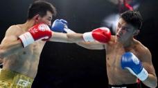 中国拳王争霸赛激战西昌