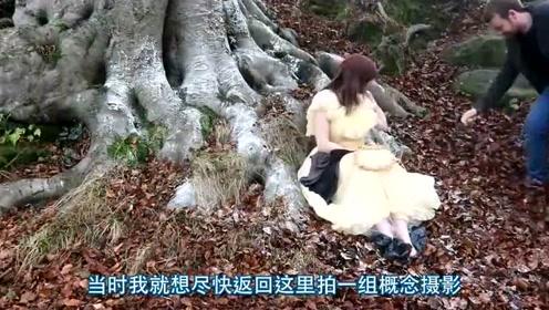 大树底下如何拍摄好看的照片 (71播放)