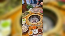 传说中吉林最高端的韩式烤肉! 美食视频 第1张