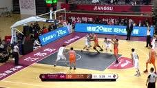 【回放】CBA第30轮:江苏vs上海第3节