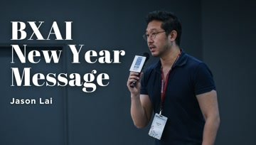 BXAI New Year Message from Jason Lai