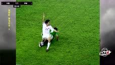 """足球经典战""""疫"""" 2004年亚洲杯半决赛 中国vs伊朗 下半场录像"""