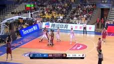 【录像】上海vs山西第3节 鞠明欣助飞康宁汉姆空接暴扣
