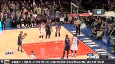 【回放】2013-14赛季山猫96-125尼克斯 安东尼独自带队狂砍62分13篮板