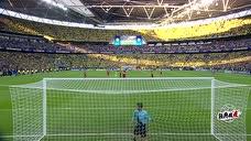 """足球经典战""""疫"""":12-13赛季欧冠决赛 拜仁慕尼黑vs多特蒙德 上半场录像"""