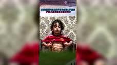 示爱梅西梦想为巴萨效力却是C罗迷弟!伊朗小孩秀腹肌与球技蹿红图标