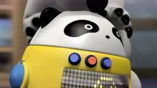 倒霉熊:笨熊和机器猫抢彩票,大奖不小心被笨熊烧了