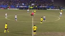 沃特福德开场仅1秒送对手任意球