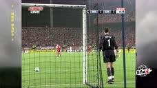 """足球经典战""""疫"""":04-05赛季欧冠决赛 AC米兰vs利物浦 加时赛 上半场录像"""