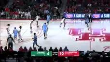 【回放】NCAA:杜兰大学vs休斯顿大学上半场