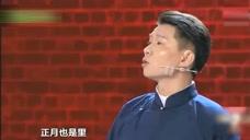 相声演员模仿刘德华唱《双回门》,刘德华都哭了