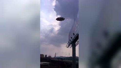 这是目前为止,我见过最清晰UFO!的图片