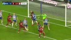 英超-薩拉赫梅開二度并助攻亨德森無解世界波 利物浦3-1布萊頓圖標