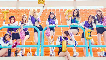 TWICE《CHEER UP》