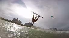 阿光:风筝冲浪的魅力 | 睿的会客厅