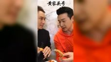 陆毅直播吃螃蟹,《人民的名义》里,原来侯局在陈海家没吃够