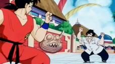 七龙珠 乐平在天下第一武道会被普通中年大叔胖揍!太丢人了!