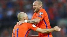 重温欧洲杯经典对决,全攻全守的荷兰队大胜法国!头像