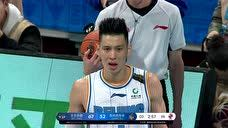 CBA第29轮:北京vs江苏第3节 吴冠希起飞暴扣