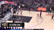 11日NBA十佳球 东契奇失衡神仙球莱昂纳德凌空翱翔隔扣两人