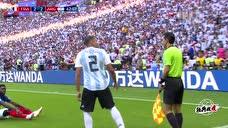 2018年俄罗斯世界杯 法国vs阿根廷 下半场录像图标