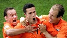 欧洲杯经典时刻 荷兰三棍客各入一球连亨利也独木难支图标