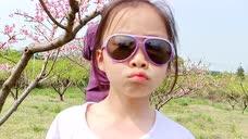 春天来了踏青去,农村的十里桃林你见过吗?希望中国疫情快快过去
