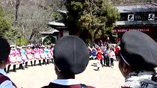 丽江纳西族源生歌舞音乐比赛