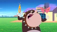 肥猫大战三小强-两只蝴蝶——动漫卡通短片