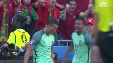 欧洲杯冠军小组赛险折戟!C罗精彩脚后跟破门助葡萄牙死里逃生图标