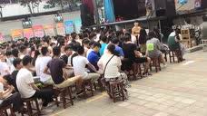 漯河小学生化妆上台,体验戏曲内功!