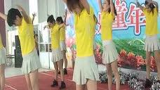 长葛市成龙幼儿园舞蹈《激情四射》