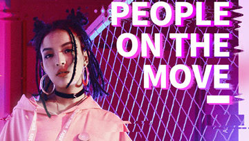 VAVA《People On The Move》官方版