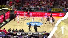 2014年FIBA篮球世界杯欧文十佳球