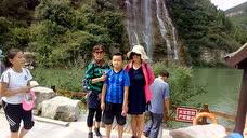 游玩青州黄花溪