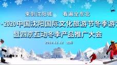 沈阳国际冰雪节启动