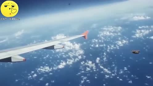 不知道机长看完这则UFO画面会作何感想?