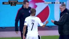 16-17赛季欧冠1/8决赛次回合 巴塞罗那vs巴黎圣日耳曼 上半场录像图标