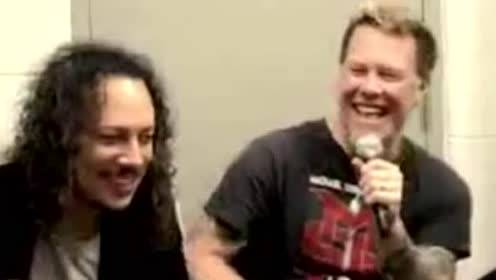 Metallica Master of Laughter