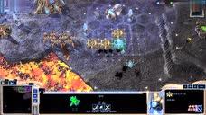 【星际争霸2-星际1母巢之战mod】经典即时战略单机游戏战役流程娱乐体验攻略--星灵-7