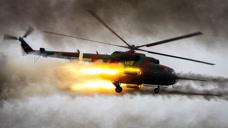 """老寿星还能再打?俄罗斯特种部队要拿米-8改造""""空中坦克"""""""