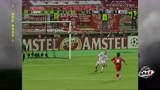 """足球经典战""""疫"""":04-05赛季欧冠决赛 AC米兰vs利物浦 上半场录像"""