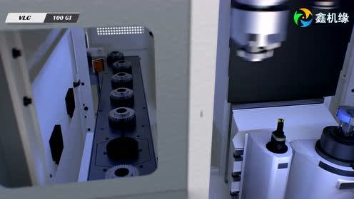埃马克为直径达100mm的盘类件精加工,提供最佳条件 (179播放)