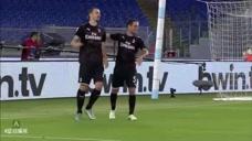 意甲-伊布传射恰球王世界波 米兰客场3-0拉齐奥 排名第6杀进了欧战区头像