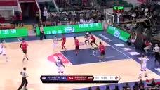 【回放】CBA第30轮:广州vs深圳第3节 尼克尔森篮下摘板补扣