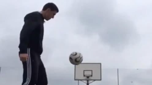 足球炫技,进篮筐头像