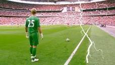 一不小心就进球了,守门员进个球比前锋还轻松,真是让前锋汗颜图标
