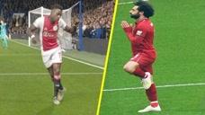 給你一些被忽視的足球瞬間,這些創意十足的進球慶祝也這么經典圖標